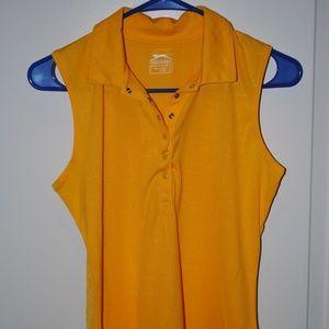 Slazenger golf shirt size small